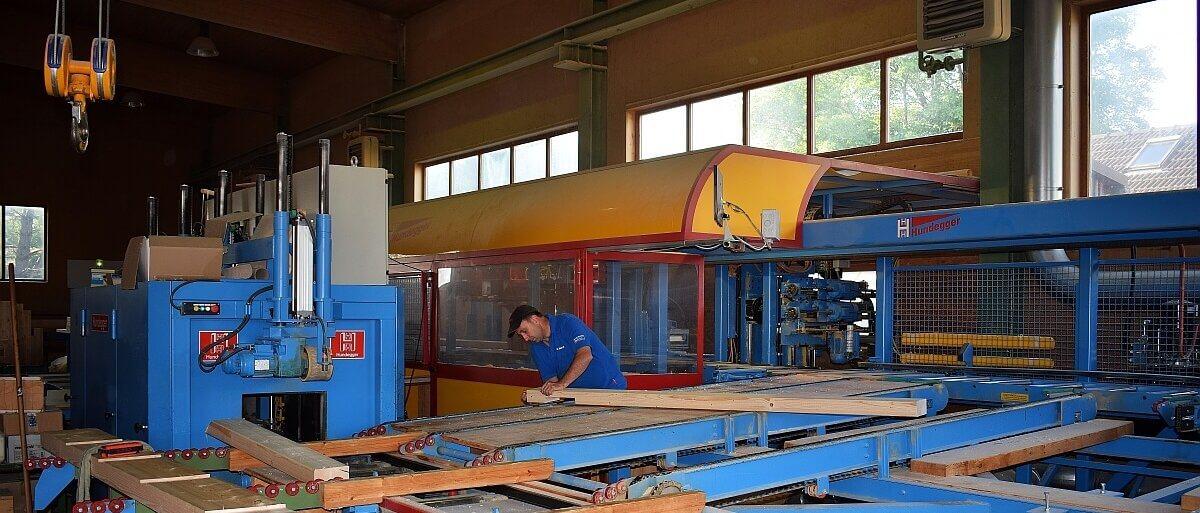 Abbundtechnik aus Jesenwang in Oberbayern